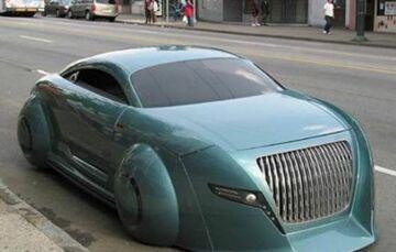 Tajemnicze auto