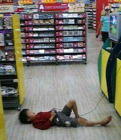 gra w sklepie