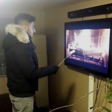 Pianki przy domowym ognisku