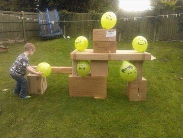 Konfiguracja Angry Birds