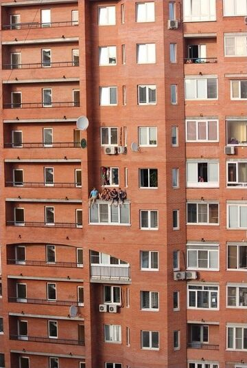 Parapetówka w Rosji