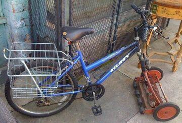 Kosiarka rowerowa