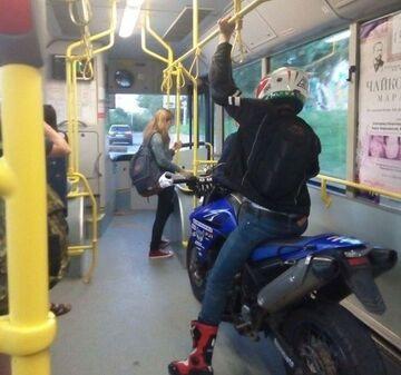 Tymczasem w Rosyjskim autobusie