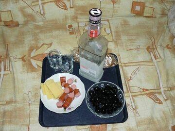 Rosyjskie śniadanie
