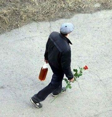 Romantyk... Ktoś tu dzisiaj zaliczy!