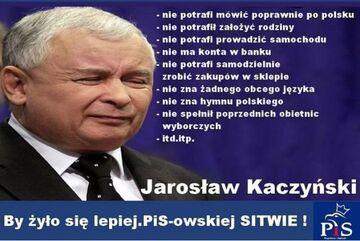 By żyło się lepiej - Jarosław Kaczyński