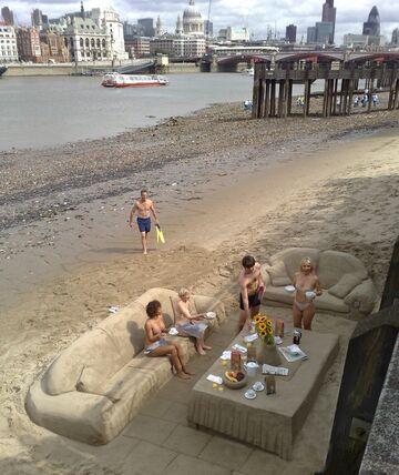 Tymczasem na plaży