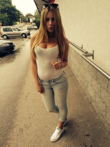 Dziewczyna cud miód