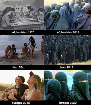 Nieuniknione. Europa 2050