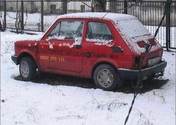 Samochody zastępcze na czas naprawy