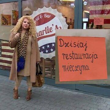 """""""Dzisiaj restauracja nieczyna"""""""
