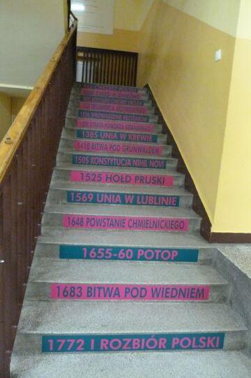 Kreatywna szkoła - Gimnazjum Nr 1 w Luboniu