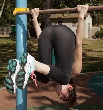 Gimnastyka na drążku