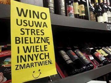 WINO USUWA STRES...