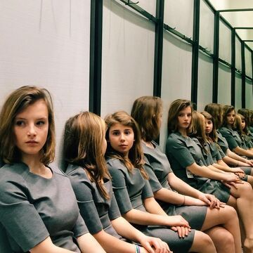 Ile widzisz dziewczyn?