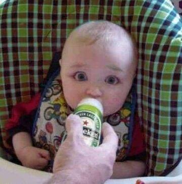Heineken?