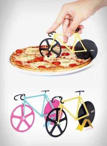 Nóz do krojenia pizzy - rower