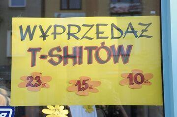 """""""WYPRZEDAŻ T-SHITÓW"""""""