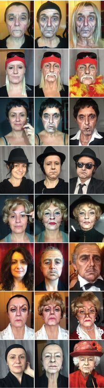 Mistrzyni makijażu - Lucia Pittalis