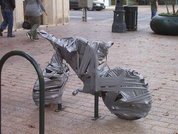 Oto, jak zabezpieczyć rower przed kradzieżą