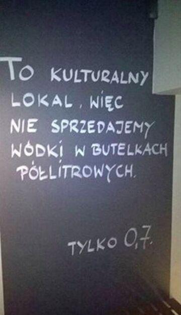 Kulturalny lokal