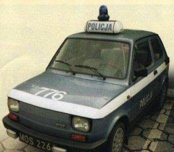 POLICJA 126P