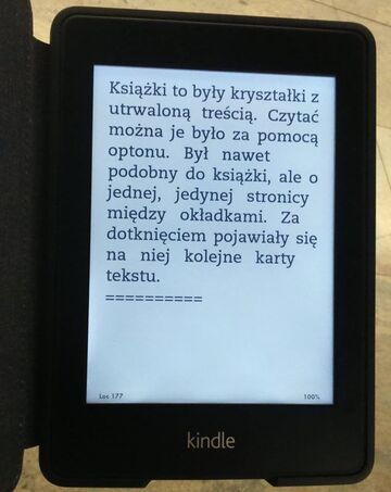 Stanisław Lem (z książki Powrót z gwiazd)