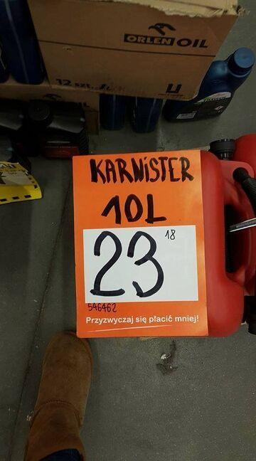 """""""Karnister"""""""