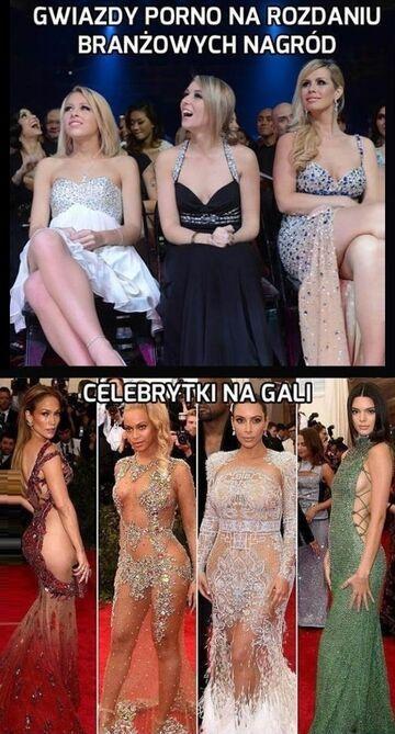 Gwiazdy porno vs. Celebrytki