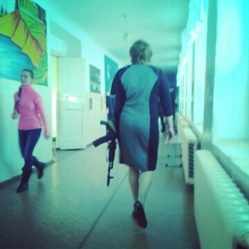 Tymczasem w Rosyjskiej szkole