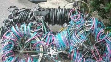 Zamknięte rowery
