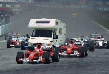 Kemping na F1
