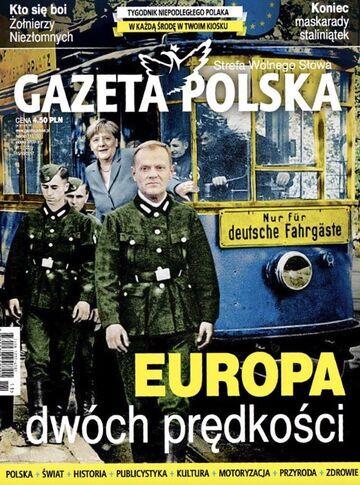 Okładka propagandowa - Gazeta Polska