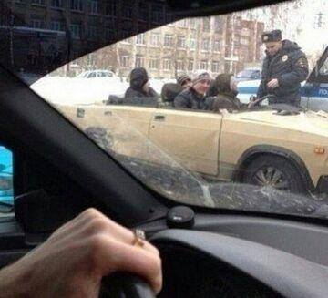 Cabrio w Rosji