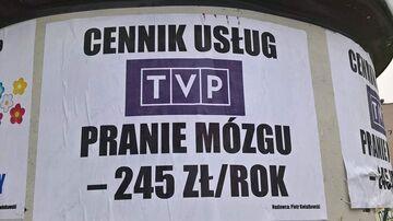 PRANIE MÓZGU 245 ZŁ/ROK
