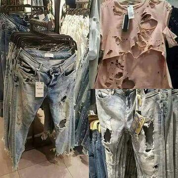 Moda bezdom-nowa