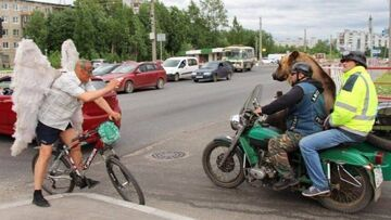 Rosja: Takie tam...