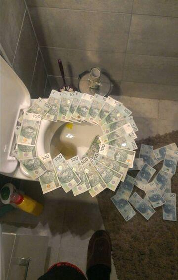 Kiedy papier toaletowy się skończy...