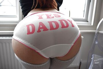 Yes, Daddy...