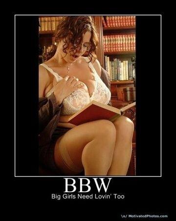 Kocham BBW