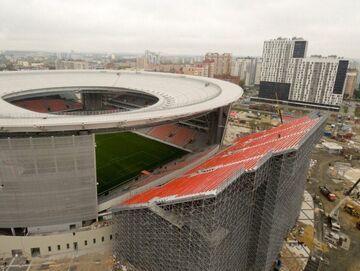 Rosja: stadion na mistrzostwa świata 2018 w piłce nożnej