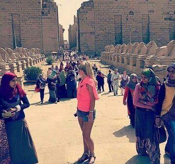 Bezwstydnica! - Karnak