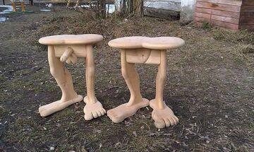 Krzesła z Rosji