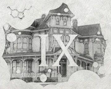Nawiedzona Rezydencja (IX)