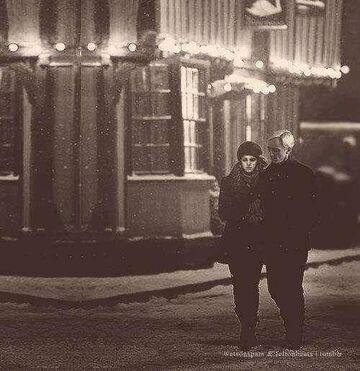 Dramione (miniaturka) Album ze zdjęciami cz 6 - Wielka Sala ma ubaw, a Ron żałuje