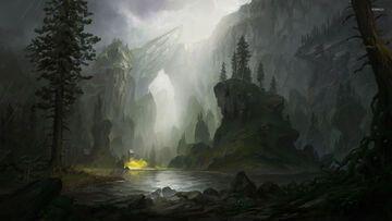 Samotny podróżnik- cz. 8 - Nieprzyjazne góry.