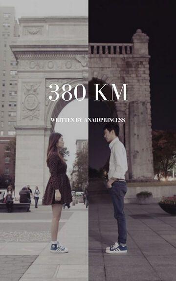 380 km  ~1