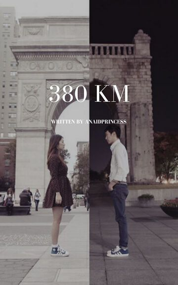 380 km  ~3