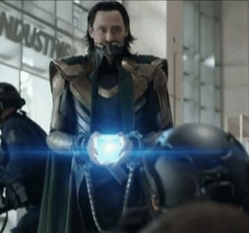 Loki - pierwszy rozdział