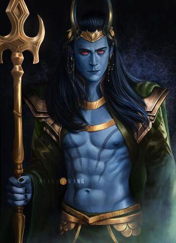 Loki - czternasty rozdział